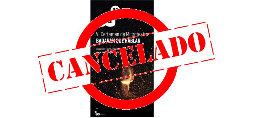 VI BQH cancelado