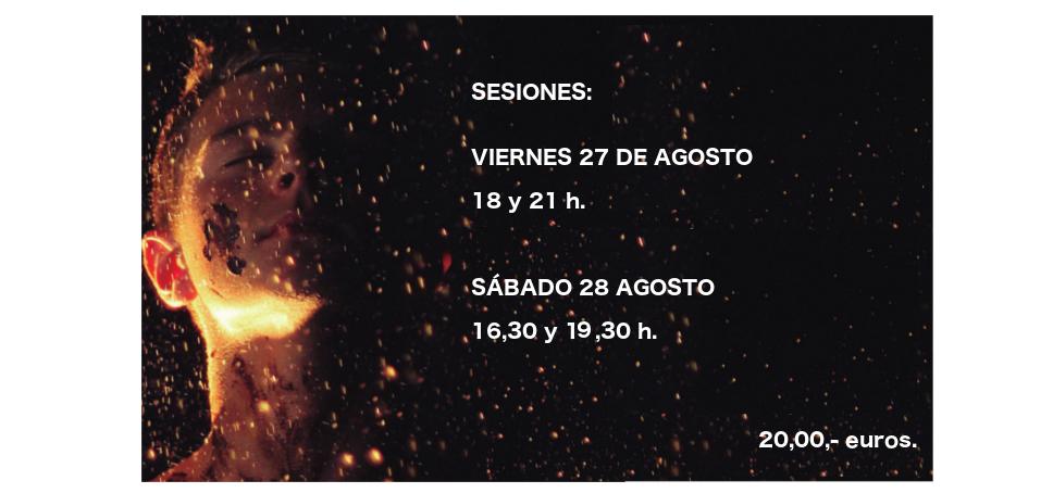 Sesiones 27 y 28 agosto 2021